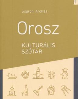 Soproni András: Orosz kulturális szótár