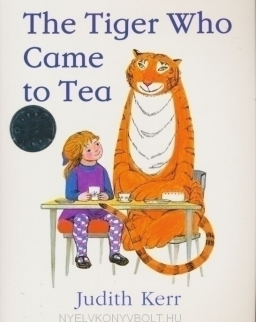 The Tiger Who Came to Tea - Book with Audio CD