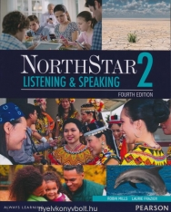 NorthStar Listening & Speaking Level 2 4th Edition Coursebook with MyEnglishLab