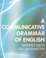 A Communicative Grammar of English 3rd Edition