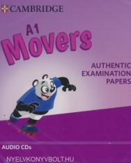 Cambridge English Movers 3 Class Audio CDs for Revised Exam from 2018
