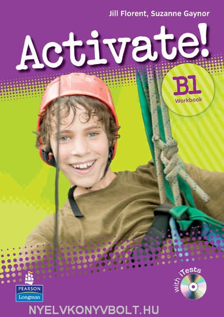 Activate! B1 Workbook without Key with iTests CD-ROM