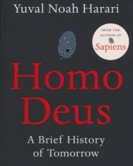 Yuval Noah Harari: Homo Deus - A Brief History of Tomorrow