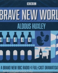 Aldous Huxley: Brave New World  - Audio Book (2 CDs)