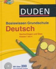 Basiswissen Grundschule Deutsch: Nachschlagen und Üben. 1. bis 4. Klasse