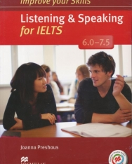 Improve Your Skills Listening & Speaking for IELTS 6.0-7.5 Student's Book without Answer Key, with 2 Audio CDs & Macmillan Practice Online