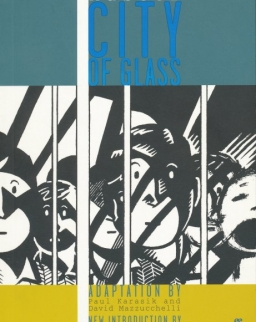 Paul Auster: City of Glass - Comic adaptation by Paul Karasik and David Mazzucchelli