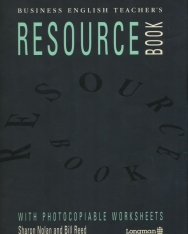 Business English Teacher's Resource Book