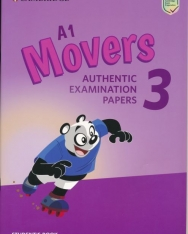 Cambridge English Movers 3 Student's Book for Revised Exam from 2018