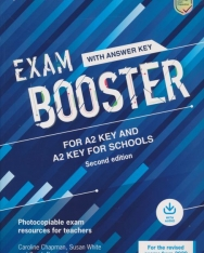 Cambridge English Exam Booster for A2 Key and Key for Schools with Answer Key with Audio - Photocopiable Exam Resources for Teachers