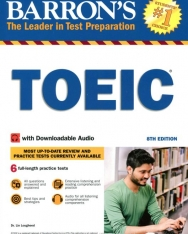 Barron's TOEIC with Downloadable Audio, 8th Edition