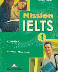 Mission IELTS 1 Academic Student Book Pack (Student's Book + Workbook + Workbook CD) with DigiBooks