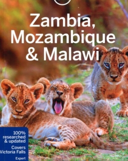 Lonely Planet Zambia, Mozambique & Malawi 3rd edition