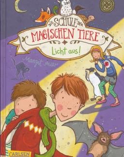 Margit Auer: Licht aus! (Die Schule der magischen Tiere - Band 3)