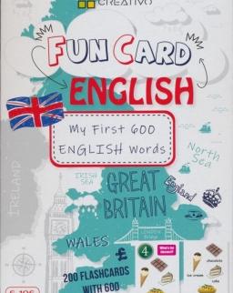 Fun Card English: My First 600 English Words