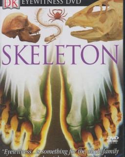 Eyewitness DVD - Skeleton