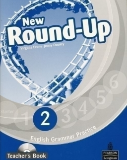 New Round-Up 2 Teacher's Book with Audio CD