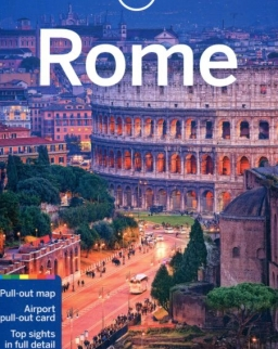 Lonely Planet Rome 11th edition