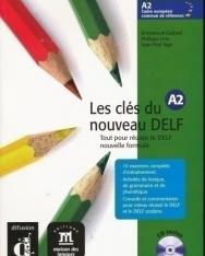 Les clés du nouveau DELF A2 +CD
