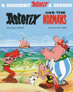 Asterix and the Normans (képregény)