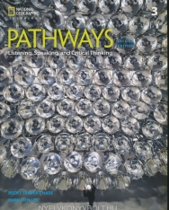 Pathways 2nd Edition 3 - Listening, Speaking and Critical Thinking - with Online Workbook