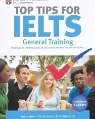 Top Tips for IELTS General Training - with CD-ROM and Speaking test video