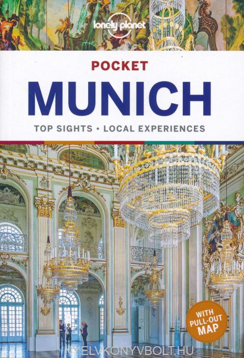 Lonely Planet - Pocket Munich Travel Guide (1st Edition)