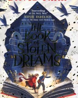 David Farr: The Book of Stolen Dreams