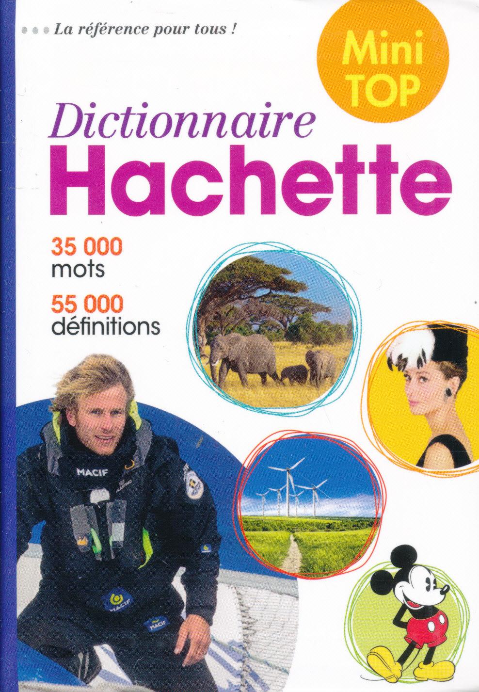 Dictionnaire Hachette Mini Top 2019