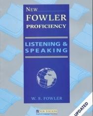 New Fowler Proficiency Listening & Speaking Teacher's Book