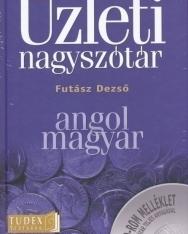 Angol-magyar üzleti nagyszótár CD-ROM-mal - Tudex szótárak