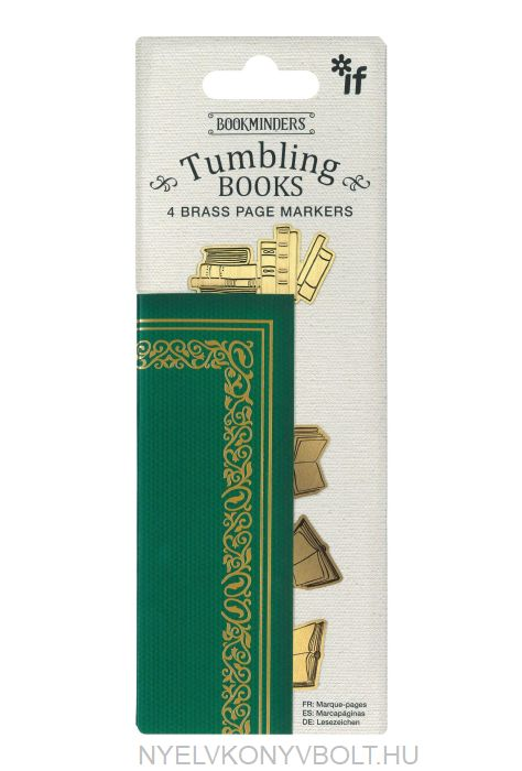Bookminder - Tumbling Books
