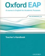 Oxford EAP: Pre-Intermediate/B1 Teacher's Book