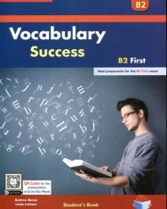 Vocabulary Success First B2 - SELF-STUDY EDITION