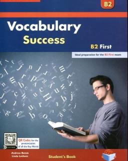 Vocabulary Success First B2 - SELF-STUDY EDITION