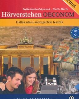 Hörverstehen OECONOM - Hallás Utáni Szövegértési Tesztek Online elérhető hanganyaggal