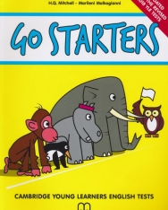 Go Starters (2018 Exam) Student's Book with MP3 Audio CD