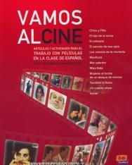 Vamos al Cine - Artículos y Actividades para el trabajo con películas en la clase de espanol - Nivel B1- C2