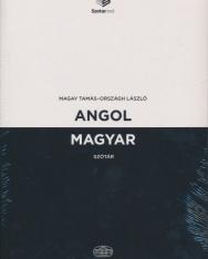 Angol-Magyar szótár + online szótárcsomag
