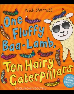 One Fluffy Baa-Lamb, Ten Hairy Caterpillars - Lift the flaps for counting fun!