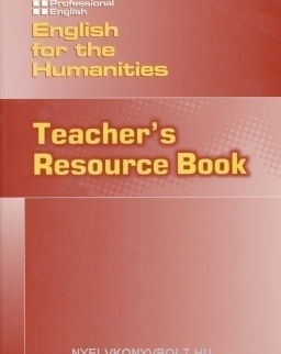 English for the Humanities Teacher's Resource Book
