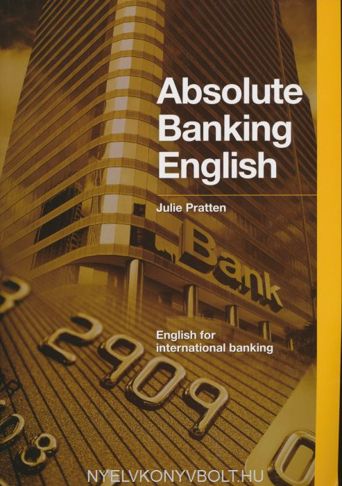 Absolute Banking English - English for international banking Book with Audio CDs (2)