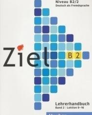 Ziel B2 Lehrerhandbuch Band 2 Lektion 9-16