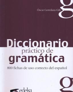 Diccionario práctico de gramática - 800 fichas de uso correcto del espanol
