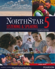NorthStar Listening & Speaking Level 5 4th Edition Coursebook with MyEnglishLab