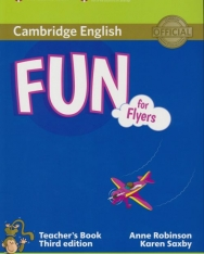 Fun for Flyers Third Edition Teacher's Book with Audio