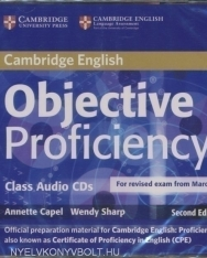 Objective Proficiency 2nd Edition Class Audio CD