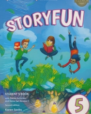 Storyfun 2nd Edition Level 5 (for Flyers) Student's Book with Online Activities and Home Fun Booklet