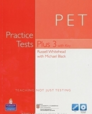 PET Practice Tests Plus 3 with Key and iTests and Speaking test Multi-ROM