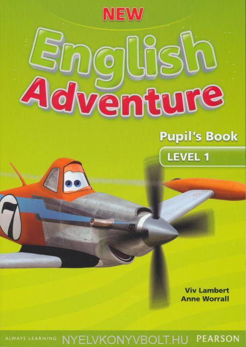 New English Adventure 1 Pupil's Book